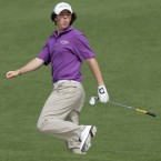 The 2009 Masters was McIlroy's first Major as a professional. He finished in a tie for 20th. 