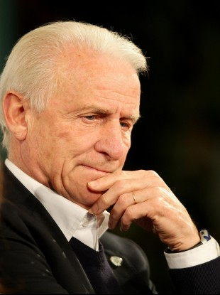 Trapattoni: Yet to make his mind up. 