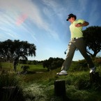 The very next week, McIlroy went to the Open de Madrid Valle Romano and finished fourth, guaranteeing his European card for the 2008 season.