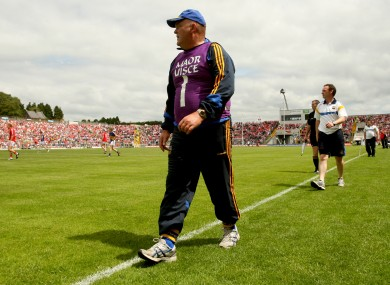 John Evans: Tipperary can't cope with emigration drain.