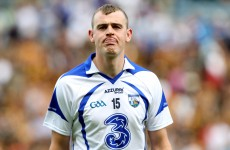 Welcome return: Kelly and Mullane back training with Waterford tonight