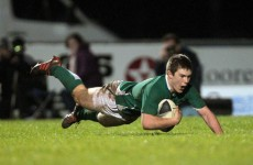 Ireland Under-20s earn comfortable win over Scotland