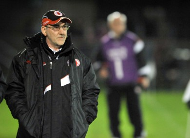 Mickey Harte believes only teams from Division 1 can win the Sam Maguire.