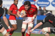 Aironi secure surprise victory over Munster