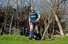 Back in blue: Brian O'Driscoll set for Leinster comeback