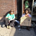 Brian Fallon spotted these people in urgent need of help on the streets of NYC