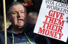 SIPTU rejects 'derisory' offer for Vita Cortex workers