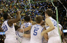 VIDEO: The 3 minutes that perfectly sum up this year's March Madness tournament