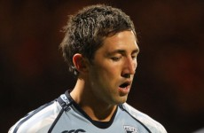 Gavin Henson suspended by Cardiff Blues after incident on a flight
