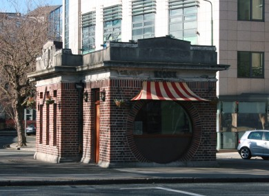 The Kiosk, Adelaide Road, Dublin 2