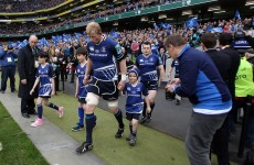 Opinion: Winning never felt so pretty for Leo and Leinster
