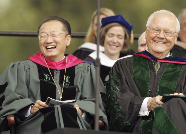 Dartmouth President Inauguration
