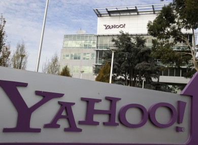 Yahoo headquarters in Sunnyvale, California