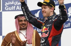 Red Bull's Sebastian Vettel gets back to winning ways in Bahrain