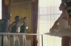 VIDEO: Arsenal players give ballet a shot