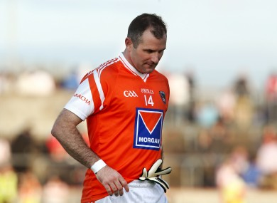 McDonnell began playing for the county in 1999.