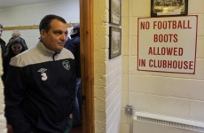 Ireland's injury list giving Tardelli Euro headache