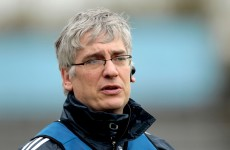 Quittin' time: Val Andrews resigns as Cavan manager
