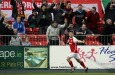 As it happened: St Patrick's Athletic v Shamrock Rovers, Airtricity League