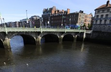 Body taken from River Liffey