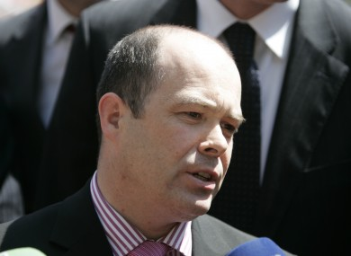 Denis Naughten's legislation would mean both men and women could case life sentences if convicted of incest.
