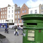 In 2010, Ireland had an average of 3,322 inhabitants per post office. The EU average was 3,900 inhabitants per post office, up from 3,300 in 2004. In 2010, the largest number of persons per post office were recorded in  Belgium (7,900), the Netherlands (7,600) and Greece (7,100). (Image: Photocall Ireland)