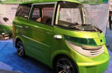 Electric cars get a vintage twist…