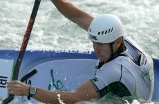Rheinisch paddles home with Olympic dream intact