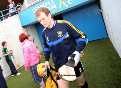 Corbett has helped his county win two All-Irelands over the course of his career.
