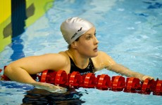 Ready to go: Swim Ireland name team for European Championships