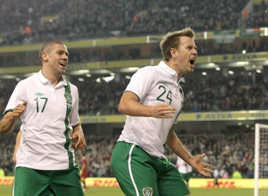 Ireland's last qualifier was the 1-1 draw with Czech Republic in March.