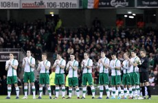 Ireland to mark Loughinisland massacre with black armbands in Italy game