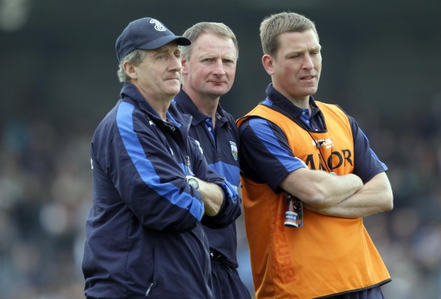 Michael Ryan, Sean Cullinane and Ken McGrath 1/4/2012