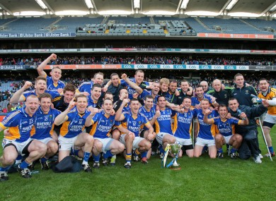 More of the same: Wicklow will hope to kick on from their Division 4 triumph