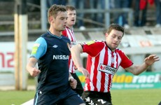 As it happened: Derry City v St Patrick's Athletic, Airtricity League
