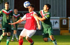 As it happened: St Patrick's Athletic vs Cork City, Airtricity League