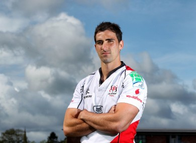 Ulster's Ruan Pienaar. 