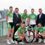 Launch of the Grant Thornton Sponsorship of the Sean Kelly Cycling Team.