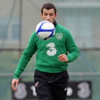 Despite his lack of top-flight football this season, Fahey impressed Giovanni Trapattoni enough to land one of the eight midfield berths in the Irish squad. His failure to recover from a groin strain saw Paul Green called up in his place.