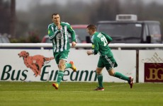 Airtricity League wrap: Byrne swoops to rescue the Seagulls
