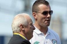 Trapattoni waiting for key duo to prove fitness ahead of Euro tilt