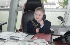 Kildare boy becomes Ireland's youngest mayor