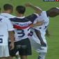 VIDEO: Brazilian player moonwalks while receiving yellow card
