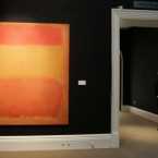 Mark Rothko's 'Orange, Red, Yellow' - the artist probably wouldn't like to know that his work has been accepted into the 'investment art' field. 