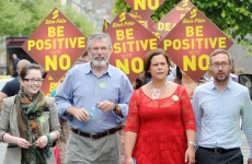 High Court dismisses first part of Sinn Féin challenge to Referendum Commission