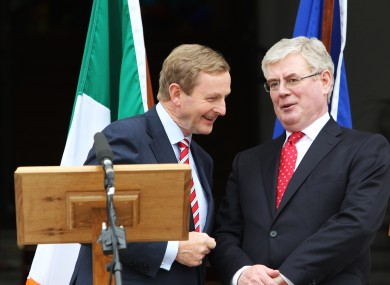 Buoyed by the Fiscal Compact result, Enda Kenny and Eamon Gilmore will ask TDs to ratify the ESM Treaty this week.