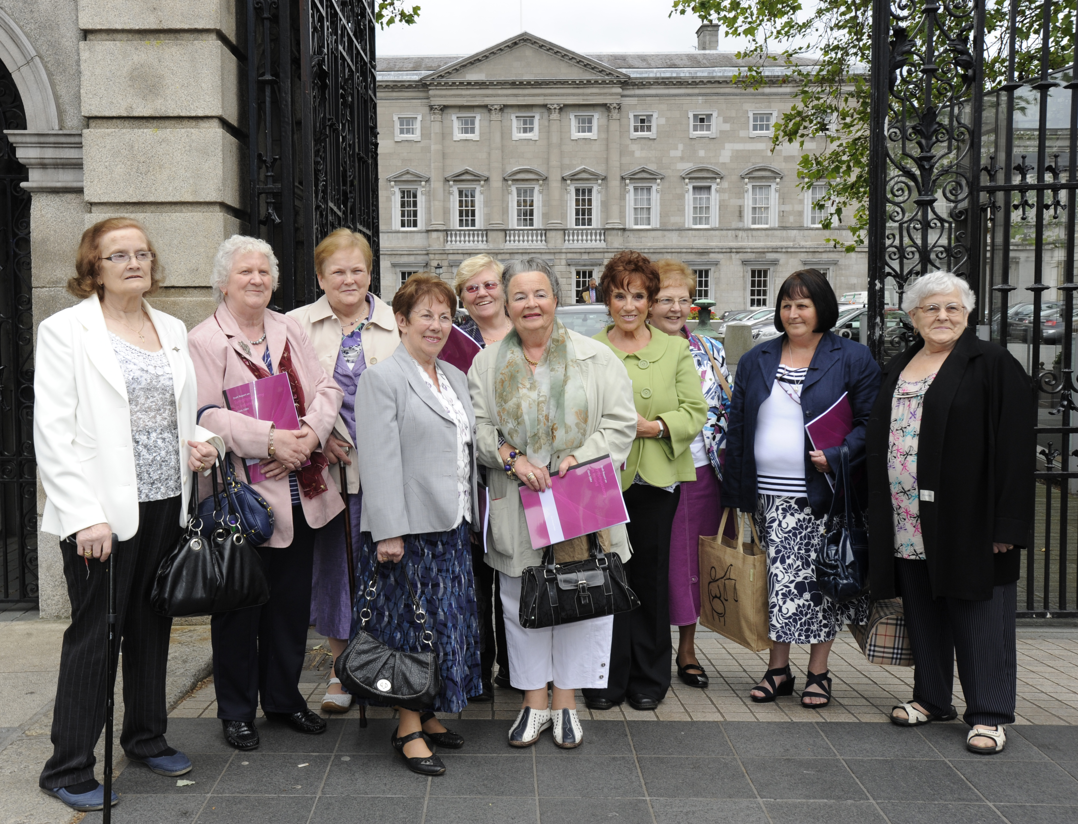 16/6/2012 Symphysiotomy at the Dail