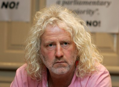 Deputy Mick Wallace