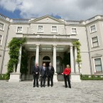 #5 Farmleigh - 315,464 visitors (Photo Eamonn Farrell/Photocall Ireland)