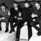 The Beatles at ABC Television Studios in Middlesex after their return from the US. (PA/PA Archive/Press Association Images)